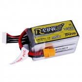 Gen Ace Battery  R-Line 1300mAh/22.2Volt/95C